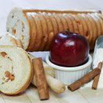 Apple Cinnamon Log specialty bread
