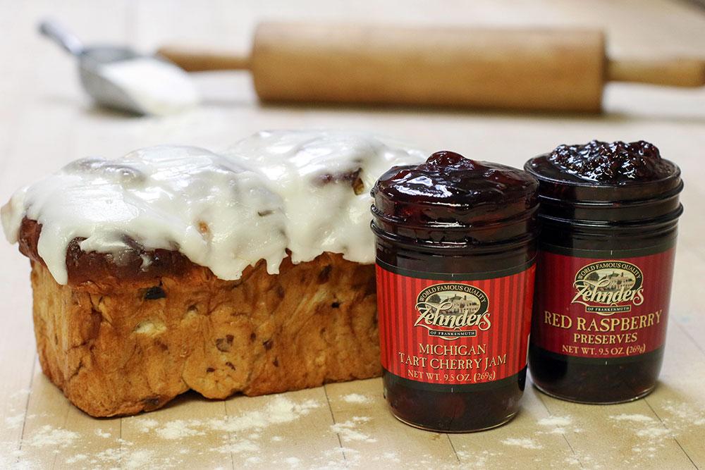 Zehnder's Bread and Jam Assortment