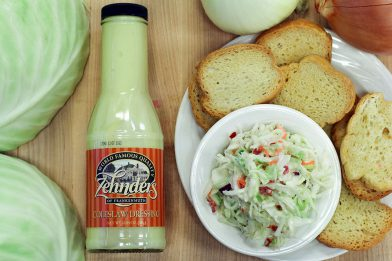 Zehnder's own Coleslaw Dressing