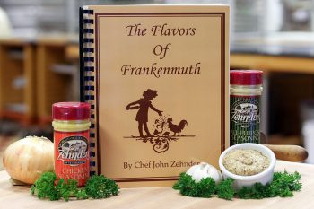 Flavors of Frankenmuth Cookbook and Recipes