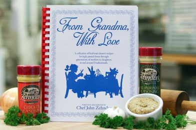 From Grandma With Love Cookbook