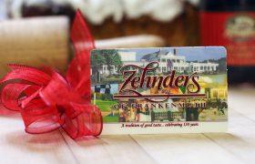 Zehnder's Gift Cards