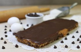 Zehnder's Gluten Free Chocolate Caramel Bars