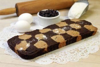 Zehnder's Gluten Free Chocolate Chip Brownie Bars