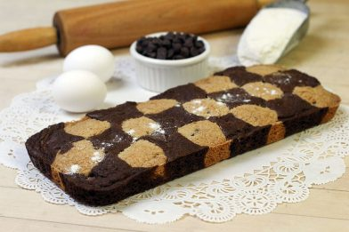 Zehnder's Gluten Free Chocolate Chip Brownie Bars