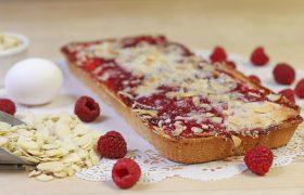 Zehnder's Gluten Free Raspberry Almond Bars