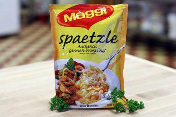 Maggi Spaetzle German Dumplings