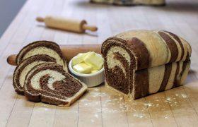 Zehnder's Marbled Rye Bread