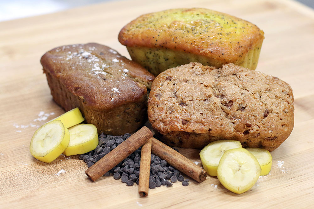 Zehnder's Mini Pound Breads