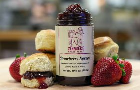 Zehnder's No Sugar Added Spreads