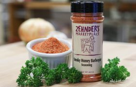 Zehnder's Smoky Honey Barbecue Seasoning