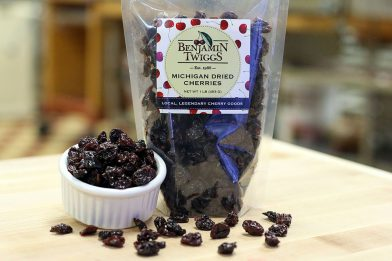 Benjamin Twiggs Dried Cherries