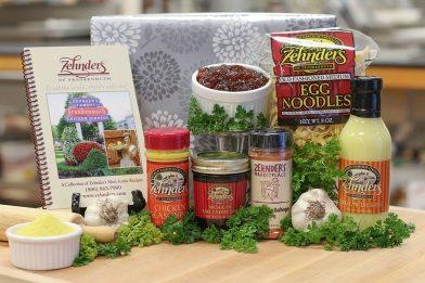 Zehnder's Favorites Gift Box