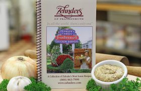 Zehnder's Iconic Recipes Cookbook