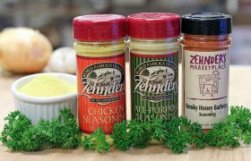 Zehnder's Seasonings