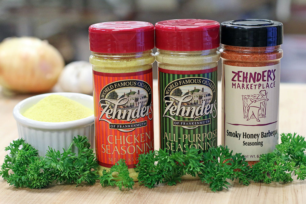 Zehnder's Seasonings