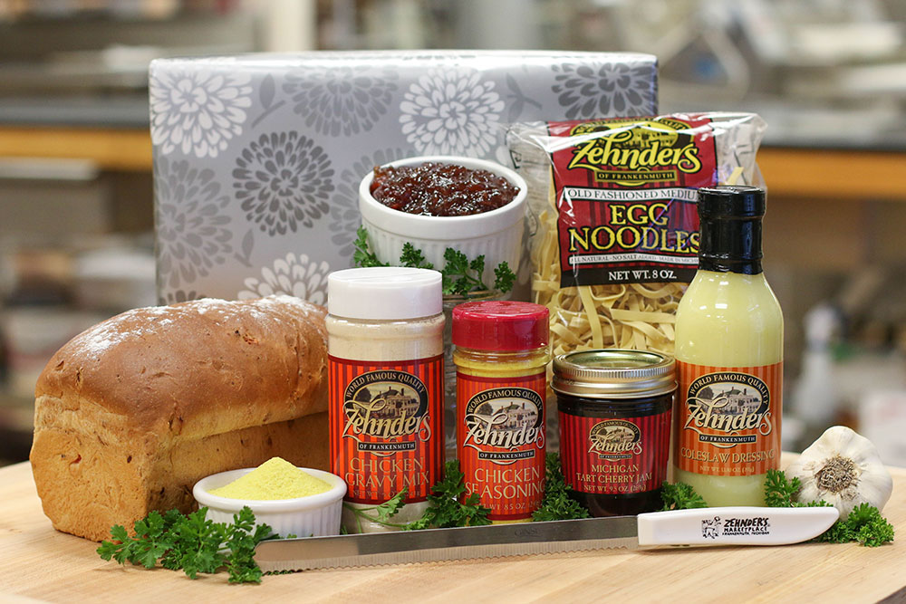 Zehnder's Secrets Gift Box