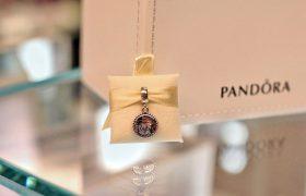 Pandora Mama Bear Charm