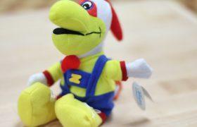 Plush Zehnder's Drumstick Toy