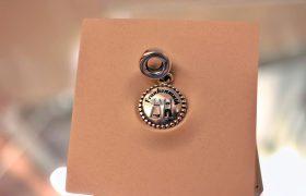 Custom Frankenmuth Pandora Charm