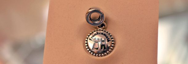 Custom Pandora Frankenmuth Charm
