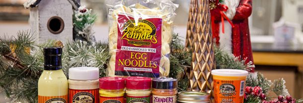Holiday gift ideas from Zehnder's