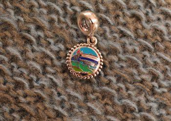 PANDORA Frankenmuth Custom Arch Charm