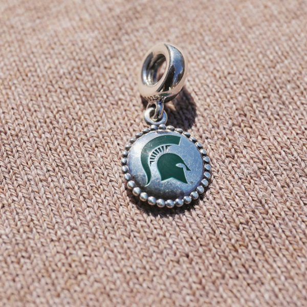 ced67d723 Michigan State University Dangle Charm - Zehnders Store