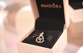 Pandora Pretzel Bead Charm